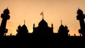 Mosquée capitale historique, Pattani Thaïlande Images stock