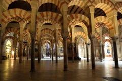 Mosquée-Cathédrale à Cordoue, Espagne Photographie stock libre de droits