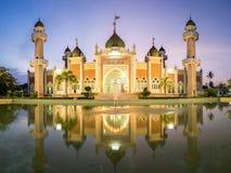 Mosquée centrale Pattani Thaïlande Images stock