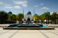 Mosquée d'Al-Bukhary dans Kedah Images stock