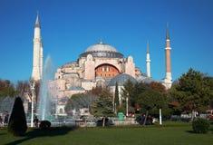 Mosquée d'Ayasofya Image stock