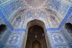 Mosquée d'Imam, Isphahan, Iran Image libre de droits