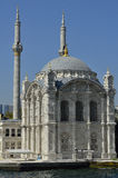 Mosquée d'Ortakoy Images stock