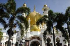 Mosquée d'Ubudiah chez Kuala Kangsar, Perak Image libre de droits