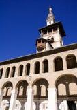 Mosquée d'Umayyad Photo stock