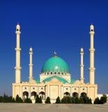 Mosquée dans Geok Depe Le Turkménistan Photographie stock