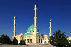 Mosquée dans Geok Depe Le Turkménistan Photos stock