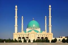 Mosquée dans Geok Depe Le Turkménistan Photographie stock libre de droits