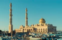 Mosquée dans Hurghada Photo stock