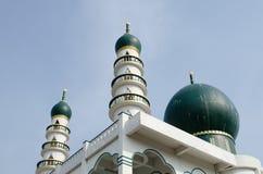 Mosquée dans la province d'Angthong Photos libres de droits