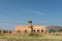 Mosquée dans Phuthaditjhaba Images stock