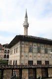 Mosquée dans Tetovo, Macédoine Photographie stock libre de droits