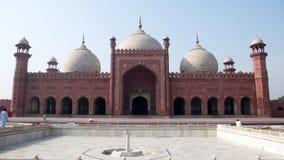Mosquée de Badshahi Photos stock