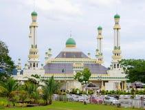 Mosquée de Billah d'Al-Muhtadee, Brunei. Image stock