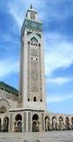 Mosquée de Casablanca Hassam II Photos stock