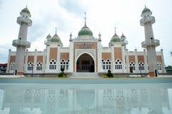 Mosquée de central de Pattani Photo libre de droits
