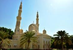 Mosquée de Dubaï Photos stock