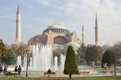 Mosquée de Hagia Sophia Photo libre de droits