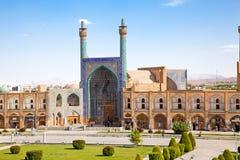 Mosquée de Jame Abbasi, Esfahan, Iran Image stock