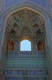 Mosquée de Jame dans Yazd, Iran Images stock