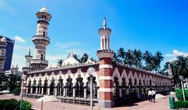 Mosquée de Jamek Images stock