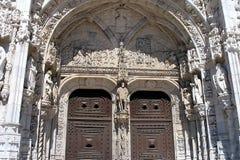 Mosquée de Jerome de saint - Portugal photos libres de droits