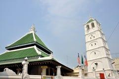 Mosquée de Kampung Kling photos stock