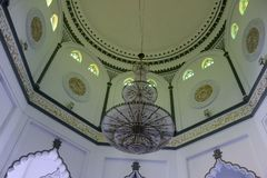 Mosquée 4 de Kapitan Keling photos stock
