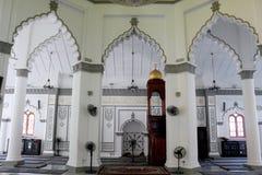 Mosquée 5 de Kapitan Keling Images libres de droits