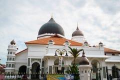 Mosquée de Kapitan Keling, George Town, Penang, Malaisie Image libre de droits
