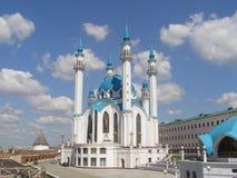 Mosquée de Kazan Kul Sharif Images stock