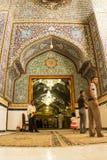 Mosquée de Koufa Image libre de droits