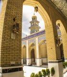 Mosquée de Koufa Photos libres de droits