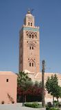 Mosquée de Koutoubia à Marrakech Image stock