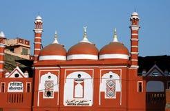 mosquée de l'Inde Images libres de droits