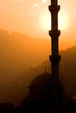 Mosquée de la Turquie Image libre de droits