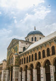 Mosquée de Masjid Al Amawi Photographie stock