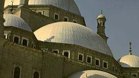 Mosquée de Muhammad Ali archivistique banque de vidéos