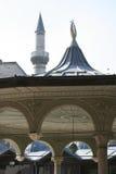 Mosquée de musée de Mevlana dans Konya, Turquie Photos libres de droits