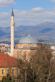 Mosquée de Mustafa Pasha, Skopje Macédoine Photos libres de droits