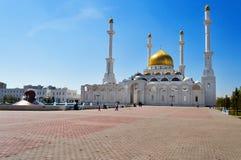 Mosquée de Nur-Astana Photos libres de droits