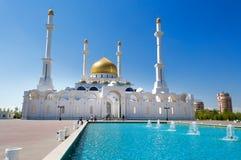 Mosquée de Nur-Astana Photographie stock