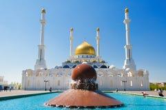 Mosquée de Nur-Astana Photos stock