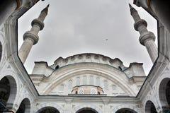 Mosquée de Nuruosmaniye à Istanbul, Turquie photos libres de droits