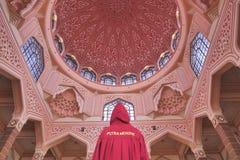 Mosquée de Putra photos stock