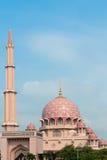 Mosquée de Putra Images stock