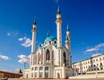 Mosquée de Qol Sharif Photographie stock libre de droits