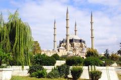 Mosquée de Selimiye, Edirne Photos libres de droits