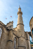 Mosquée de Selimiye, Nicosie, Chypre Image libre de droits