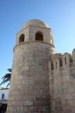 Mosquée de Sousse, Tunisie Photos stock